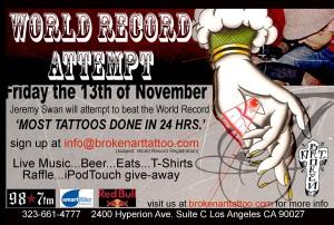 Broken Art Tattoo